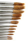 New Paint Brushes Royalty Free Stock Photos