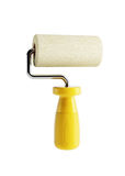 New paint roller Stock Photo