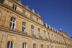 New Palace Royalty Free Stock Photo