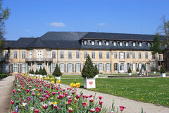 New Palace Bayreuth Royalty Free Stock Photos