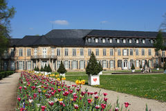 New Palace Bayreuth Royalty Free Stock Images