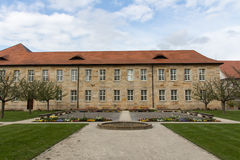 New Palace in Bayreuth, Germany, 2015 Stock Images