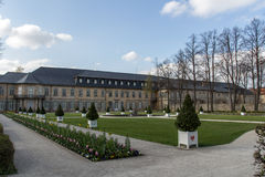 New Palace in Bayreuth, Germany, 2015 Royalty Free Stock Images
