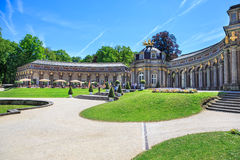 The New Palace Eremitage Royalty Free Stock Photos