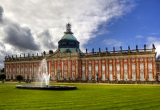 Free New Palace In Sanssouci Park, Potsdam, Stock Image - 29013581