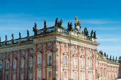 New palace - part of the University of Potsdam campus Stock Image