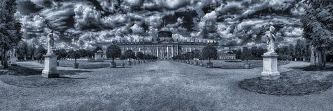 New Palace of Potsdam Stock Photography