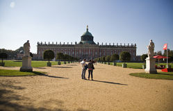 New Palace in Potsdam Royalty Free Stock Photography