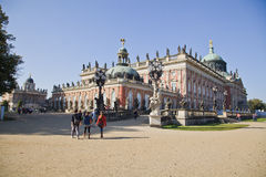 New Palace in Potsdam Royalty Free Stock Photos