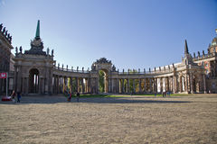 New Palace in Potsdam Royalty Free Stock Photo