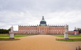 New Palace Sanssouci Park  Potsdam Stock Photography