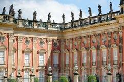New Palace in Sanssouci Park, Potsdam, Germany Royalty Free Stock Photography
