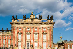 New Palace in Sanssouci Park, Potsdam, Germany Stock Image