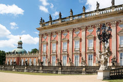 New Palace in Sanssouci Park, Potsdam, Germany Royalty Free Stock Images