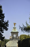 New Palace tower from Sanssouci in Potsdam,Germany royalty free stock photo