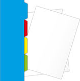 New paper sheet Stock Images
