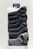 New paris of socks Stock Photos