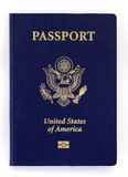New passport Royalty Free Stock Photography