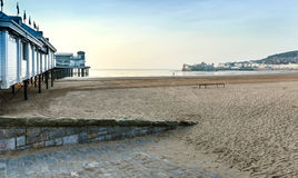Pier at Weston Super Mare Stock Image