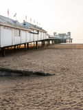 Pier at Weston Super Mare Stock Photos