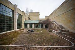 New Pinakothek museum Royalty Free Stock Image