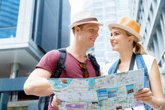 New places to explore Royalty Free Stock Image