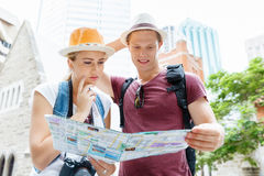 New places to explore Stock Photos