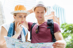 New places to explore Stock Photo