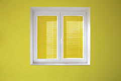 New plastic window Royalty Free Stock Photos