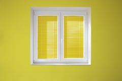 New plastic window Royalty Free Stock Photos