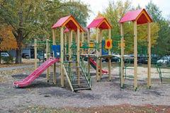 New playground Stock Images