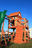 New Playground Equipment Royalty Free Stock Photography