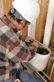 New Plumbing Fixture Stock Image