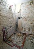 New plumbing installation Stock Images