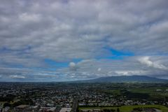 New Plymouth stock photo