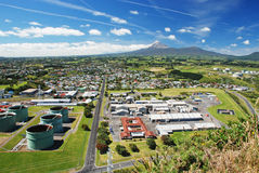 New Plymouth, New Zealand Stock Photography