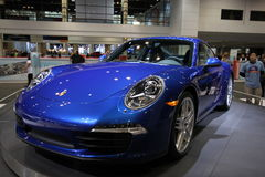 New Porsche 911 Carrera S Royalty Free Stock Images