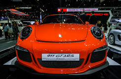 The New PORSCHE 911 GT3 RS Stock Photo