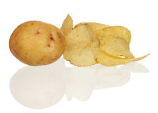 New potato Stock Photos