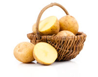 New potato Stock Images