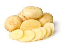 New potato Stock Photo