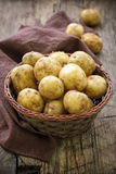 New potato stock images