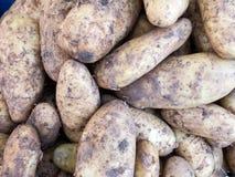 New Potatoes, Pattern Stock Photos
