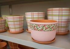 New pottery Stock Photo