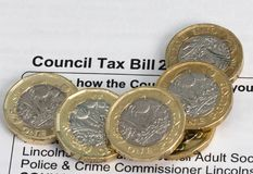 Council tax Stock Images