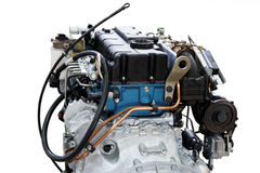 New powerful car engine Royalty Free Stock Photography