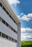 New prefabricated office building Royalty Free Stock Photos
