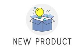 New Product Development Success Concept stock illustration