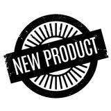 New Product rubber stamp Royalty Free Stock Photography