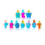New Product Title Royalty Free Stock Images